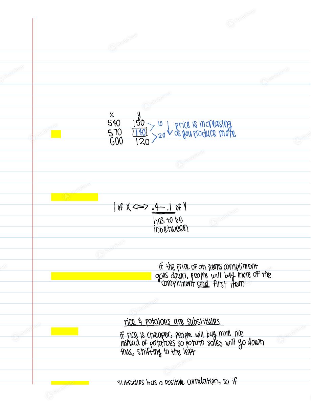 wku econ 202 micro economics exam 1 study guide study guide rh studysoup com Microeconomics Cheat Sheet Microeconomics vs Macroeconomics