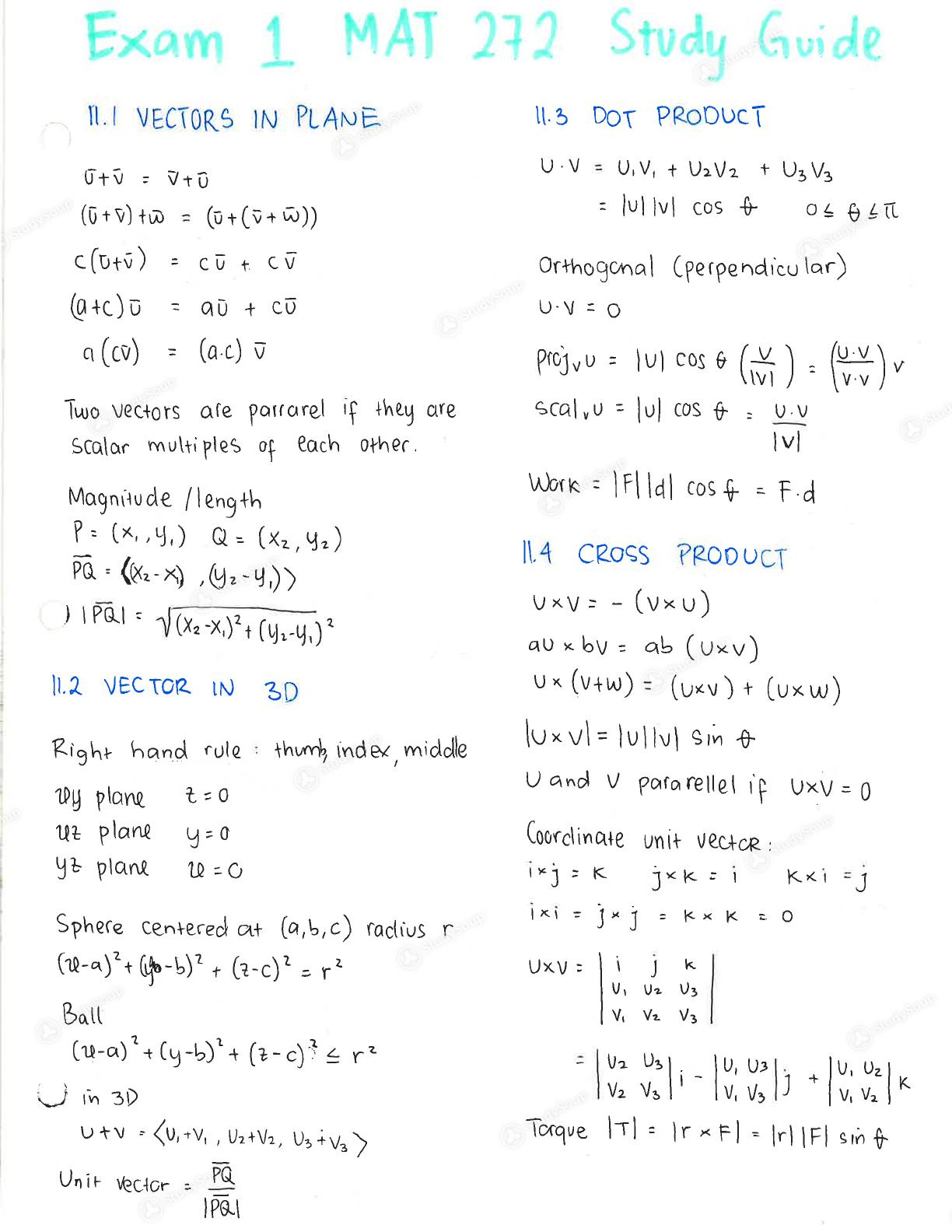 exam spring midterm studysoup wina updated asu mats mat study guide