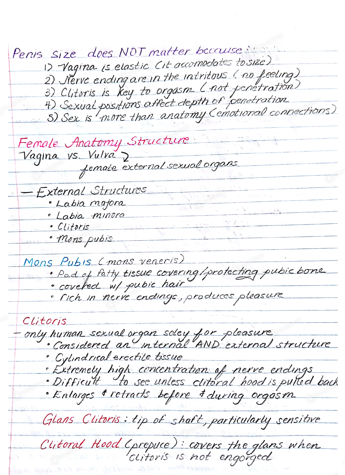 UF - AFS 2301 - Class Notes - Week 5 | StudySoup